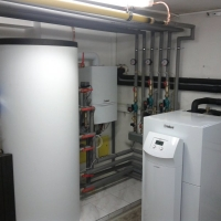 Vaillant geoTHERM VWS101/3