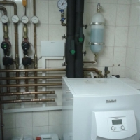 Vaillant geoTHERM VWL101/3