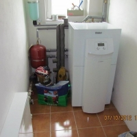 Vaillant geoTHERM VWS 61/3