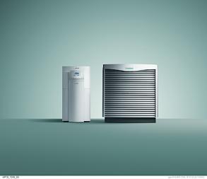 Tepelná čerpadla Vaillant vzduch/voda bez zásobníku